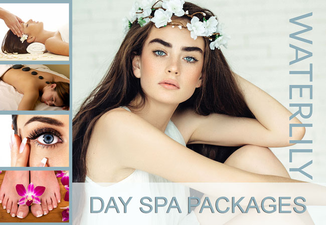 Waterlily Wollongong Day Spa Packages
