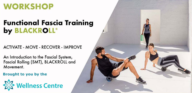 Blackroll Wollongong Functional Fascia Foam Roller Classes workshop