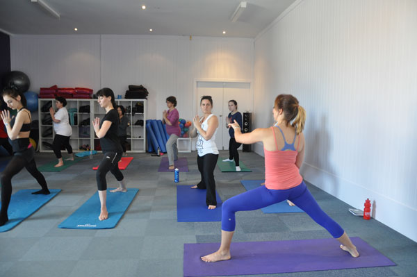 vinyasa yoga in wollongong