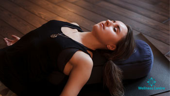 restorative yoga classes wollongong for healing recovery and beginners